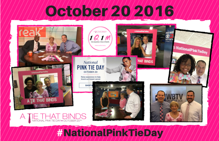 National Pink Tie Day